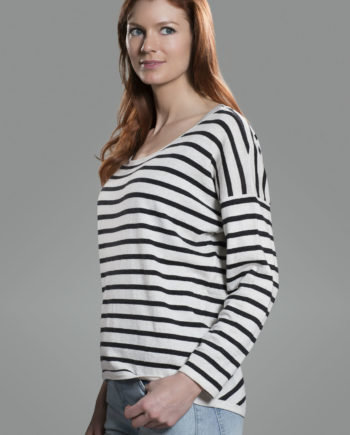 Boxy Cotton Top
